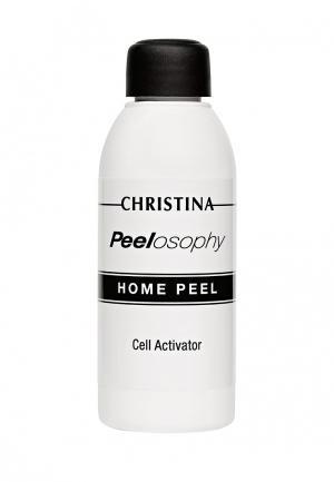 Клеточный активатор Christina. Цвет: белый