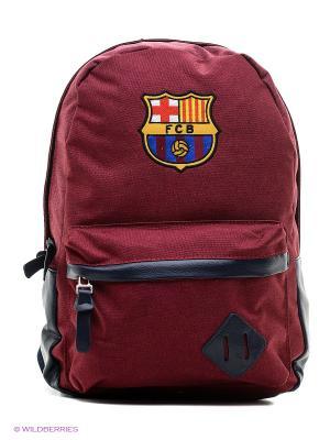 Рюкзак Barcelona Atributika & Club. Цвет: бордовый