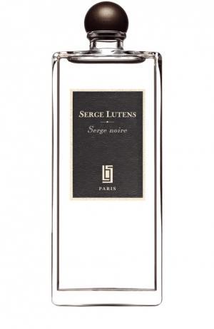 Парфюмерная вода Serge Noire Lutens. Цвет: бесцветный