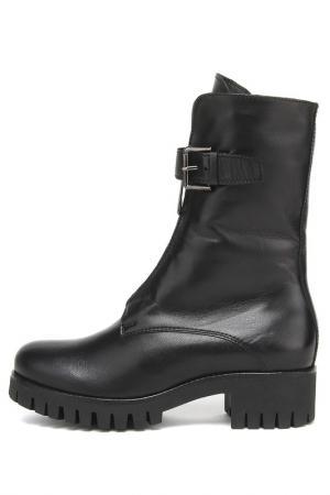Ботинки Felicita. Цвет: черный