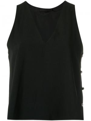 Embellished blouse Giuliana Romanno. Цвет: none