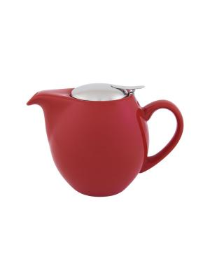 Чайник Красный Elan Gallery. Цвет: красный