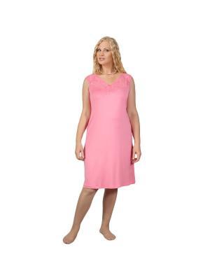 Сорочка BELARUSACHKA. Цвет: светло-коралловый
