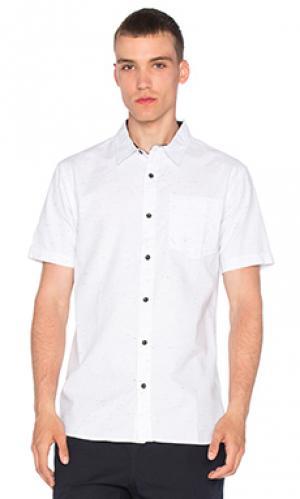 Рубашка vern ourCASTE. Цвет: белый