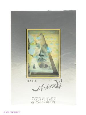 Salvador Dali Feminin Ж Товар Парфюмерная вода 100 мл. Цвет: серебристый