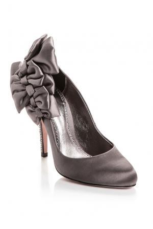 Туфли Hannah L08570 Bourne. Цвет: серый