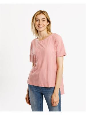 Кофточка Mark Formelle. Цвет: розовый