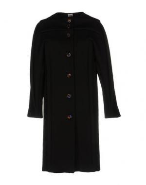 Пальто OPENING CEREMONY. Цвет: черный