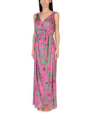 Пляжное платье JUST CAVALLI BEACHWEAR. Цвет: фуксия