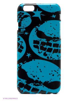 Чехол Kawaii Factory. Цвет: голубой, черный