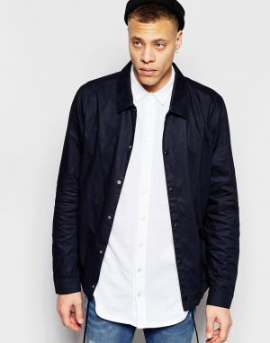 ADPT Спортивная куртка. Цвет: синий