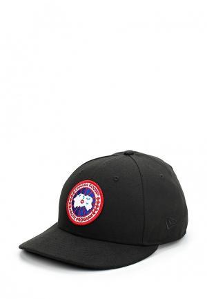 Бейсболка Canada Goose. Цвет: черный