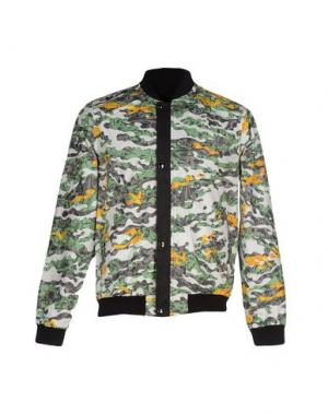 Куртка LES BENJAMINS. Цвет: белый