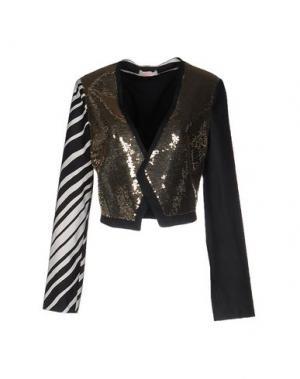 Пиджак SASS & BIDE. Цвет: золотистый