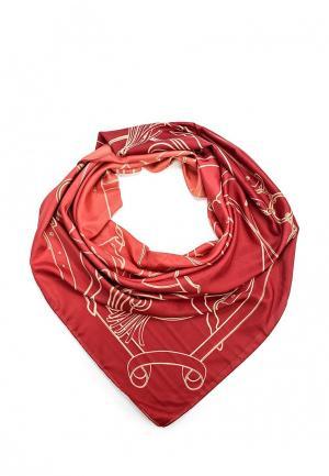 Платок Venera. Цвет: бордовый