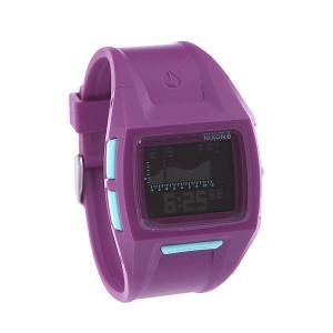 Часы  Small Lodown Purple Nixon. Цвет: фиолетовый