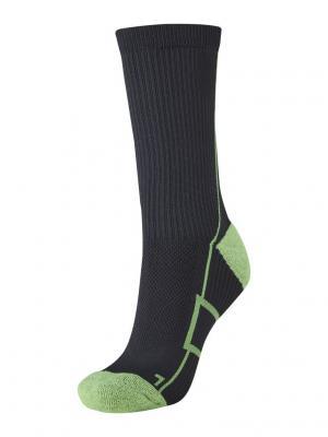 Носки TECH INDOOR SOCK LOW HUMMEL. Цвет: серый, зеленый