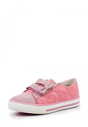 Кеды Betsy Princess. Цвет: розовый