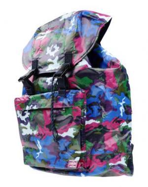 Рюкзаки и сумки на пояс PORTER. Цвет: зеленый-милитари