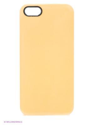 Чехол для iPhone 5/5s Spectrum - Golden yellow Kawaii Factory. Цвет: желтый