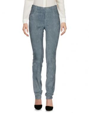 Повседневные брюки STOULS. Цвет: грифельно-синий