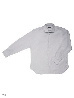 Рубашка MERCEDES-BENZ. Цвет: серый