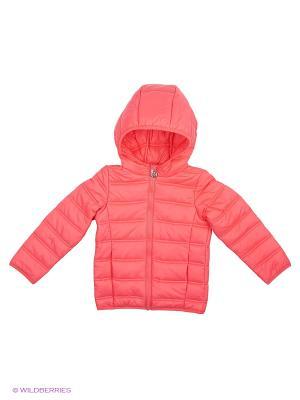 Куртка дев. INCITY. Цвет: коралловый