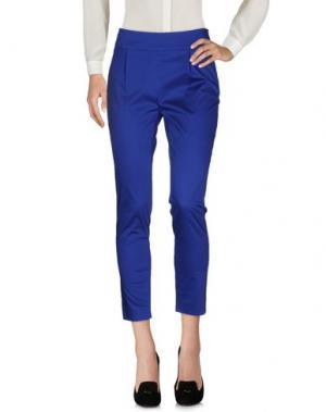 Повседневные брюки PIU' &. Цвет: синий