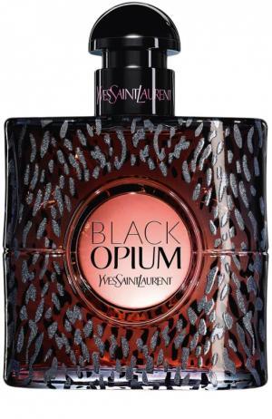 Парфюмерная вода Black Opium Wild Edition YSL. Цвет: бесцветный
