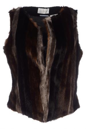 Vest Fairly. Цвет: dark brown