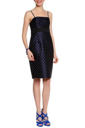 Платье Plenty by Tracy Reese. Цвет: черный, темно-синий