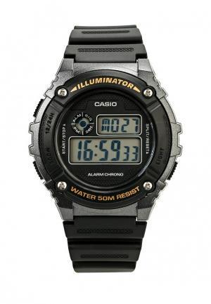 Часы Casio W-216H-1B
