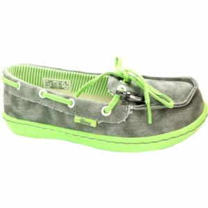 DUDE MOKA SS14 GREY/GREEN 37. Цвет: grey/green