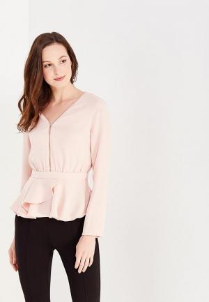 Блуза Love Republic. Цвет: розовый