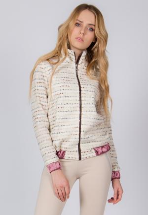Куртка Vestetica. Цвет: белый