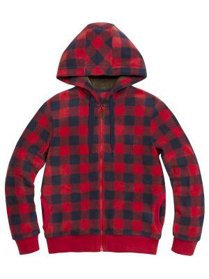 Куртка PELICAN. Цвет: красный