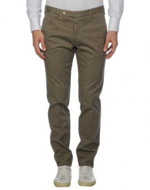 Повседневные брюки ROTASPORT. Цвет: серый