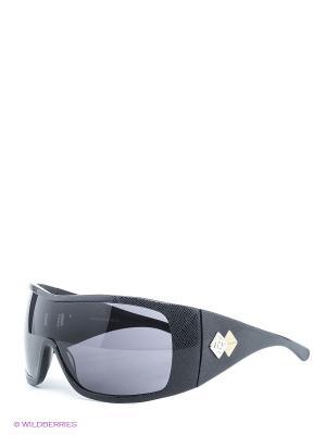 Солнцезащитные очки IS 11-055 18P Enni Marco. Цвет: черный