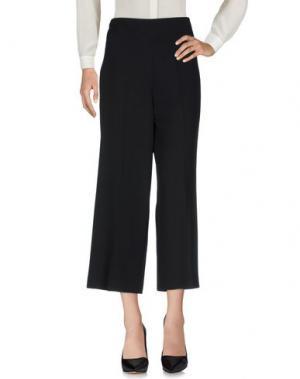 Повседневные брюки HOPPER. Цвет: черный