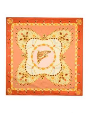 Платок MARINA D'ESTE. Цвет: ржаво-коричневый