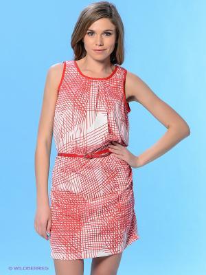 Платье Emoi by Emonite. Цвет: красный