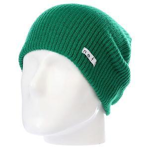 Шапка  Daily Green Neff. Цвет: зеленый