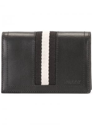 Бумажник Tobel Bally. Цвет: чёрный