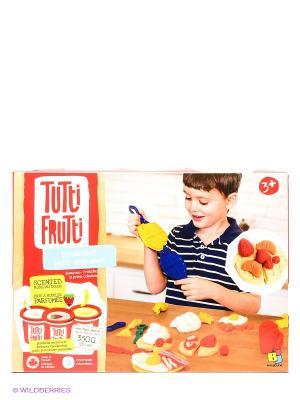 Набор для лепки Завтрак BOJEUX. Цвет: желтый, зеленый, красный, синий