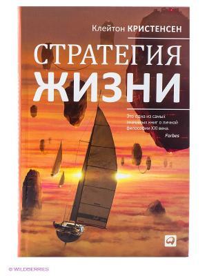 Стратегия жизни Альпина Паблишер. Цвет: оранжевый