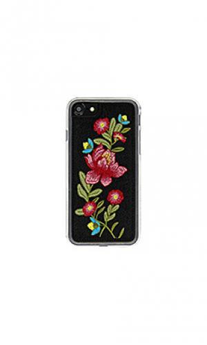 Чехол для iphone 6/7 riviera ZERO GRAVITY. Цвет: черный