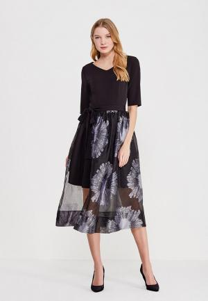 Платье Anastastia Kovall. Цвет: черный