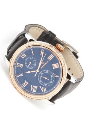 Наручные часы Essence. Цвет: розовый, стальной, синий