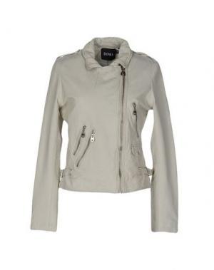 Куртка DOMA. Цвет: слоновая кость