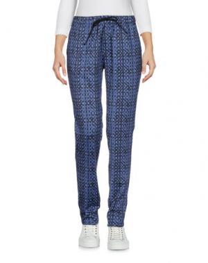 Повседневные брюки MAAJI. Цвет: темно-синий